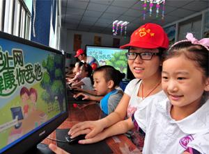 智择优小编妈妈自述:我跟网络游戏抢孩子