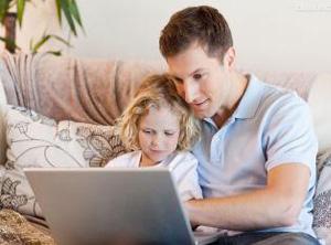 孩子压力太大上网成瘾 禁网是下策