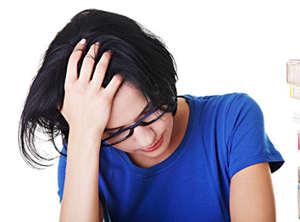 中考高考来临中学生却厌学害怕考试 考试焦虑症你的孩子也有么