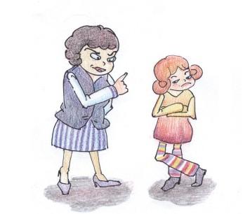 青春期女孩爱和同学比较,家长该如何消除孩子的攀比心理