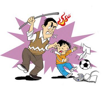 父母脾气暴躁,容易养出心理有问题的孩子